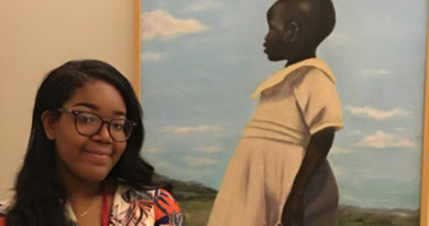 Dreams Do Come True, An 18-Year-Old's Painting Is Now In The Met