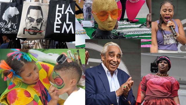 Harlem Week photos
