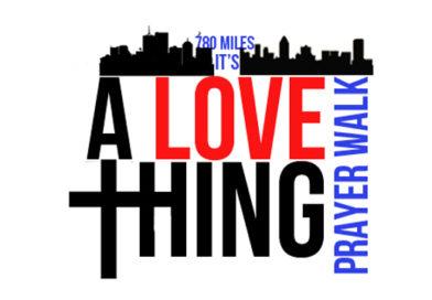 IT'S A LOVE THING PRAYER WALK – Harlem Pastor Embarks on NYC to Chicago Prayer Walk
