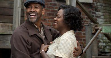 Pulitzer-Winning 'Fences' On The Big Screen