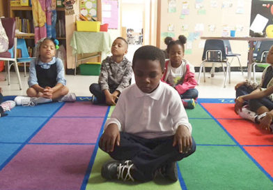 """How meditation is making a """"Huge Difference"""""""