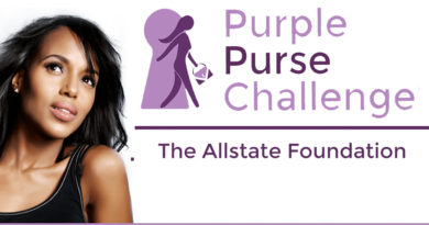 S.O.F.I.A. Competes in PURPLE PURSE CHALLENGE
