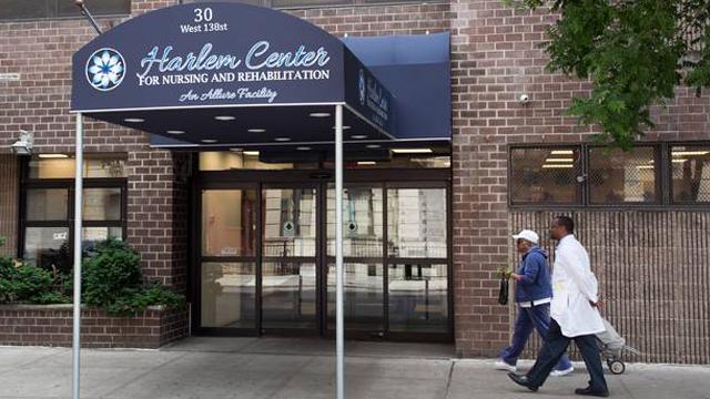 A Rehabilitation Renaissance at Harlem Center