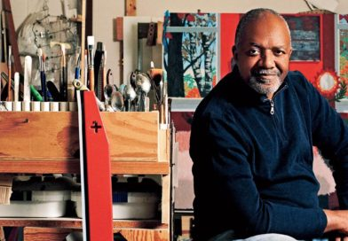 """Kerry James Marshall's """"Mastry"""" is Masterful"""