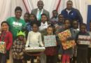 Senator Parker and Natasha Wilson of NOW Productions Host Christmas Party For Kids in Brooklyn