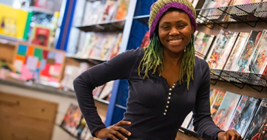 Black Woman-Owned Comic Book Store Gets National Attention