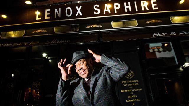 The Harlem Hip at Lenox Saphire