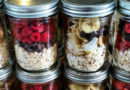 """Prep these easy """"Instant"""" Oatmeal Jars"""
