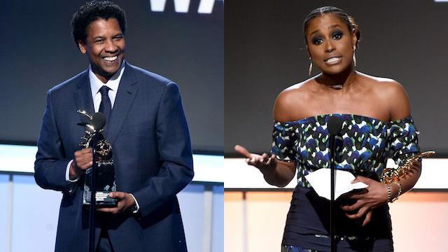 Denzel Washington, Issa Rae Earn American Black Film Festival Honors