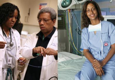 BLACK WOMEN IN MEDICINE' SHOWS