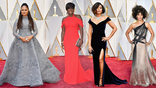 Red Carpet Looks at the 89th Annual Academy Awards