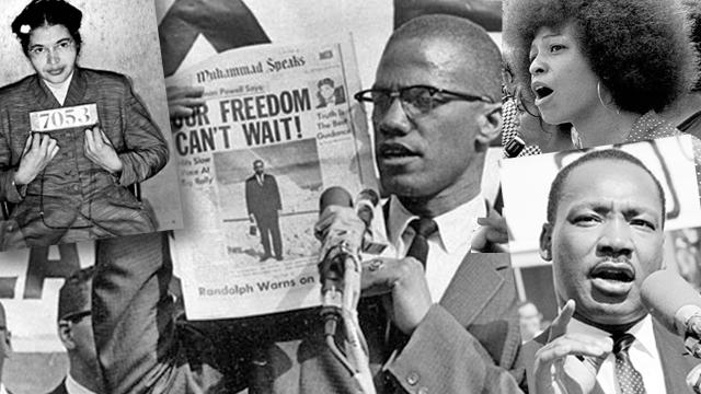 Listen To Legendary Black History Figures Talk About Life, Activism