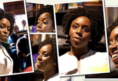Chimamanda Ngozi Adichie's advice for living boldly