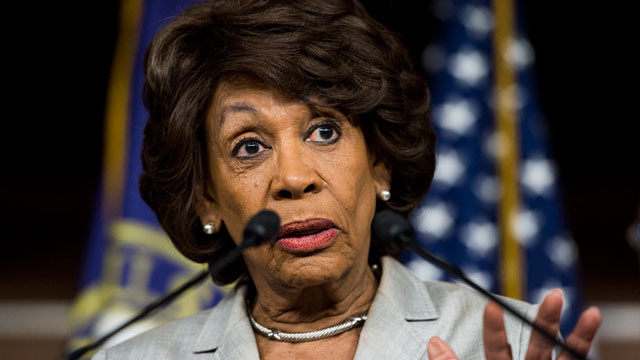 Maxine Waters On The Strong Black Women Who Taught Her To Create Her Seat At The Table