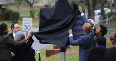 Georgia lynching victims remembered as racial reconciliation efforts expand