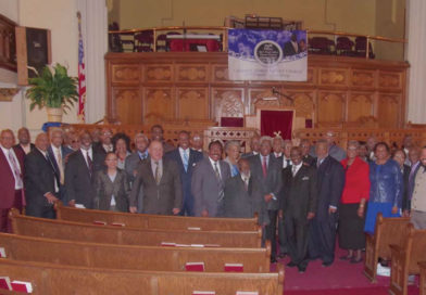 NYC's Baptist Ministers' Conference Endorses TPC's Great Roll Call to Progress!