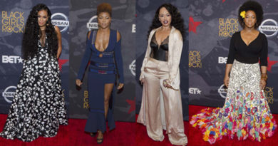 Black Girls Rock honorees share inspirational wisdom at BET's annual celebration