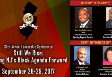 Still We Rise: Moving NJ's Black Agenda Forward