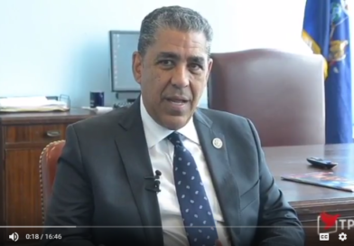 The Positive Community Interviews Congressman Adriano Espaillat