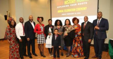 Newark Beth Israel Celebrates Black History Month