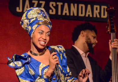 Positive Music: Jazzmeia Horn performs at The Jazz Standard