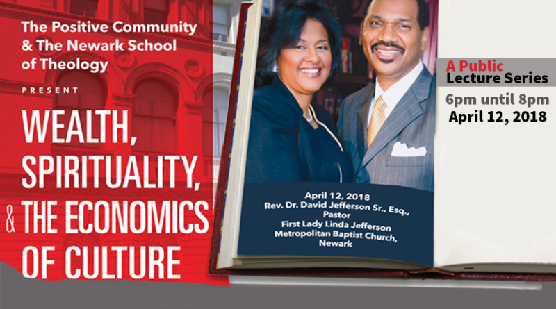 TPC and Newark School of Theology's Public Lecture Series