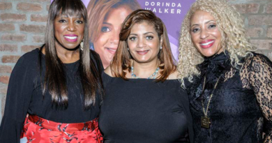 Dorinda Walker's Protected by Purpose
