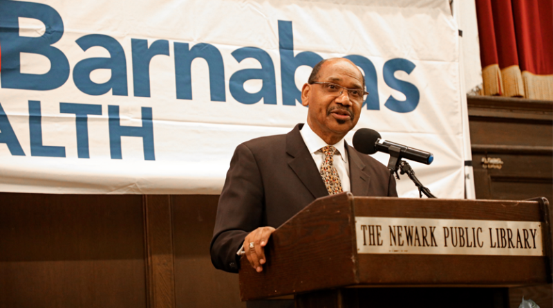 Rev. Dr. David Jefferson speech at the TPC and Newark School of Theology's Public Lecture Series
