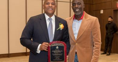 Darrell K. Terry, Sr. Receives the Reverend Ron Christian Award for Community Leadership