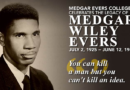 55th anniversary of the assassination of Medgar Wiley Evers