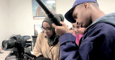 The HCCI/Tribeca Teen Filmmaker Bootcamp