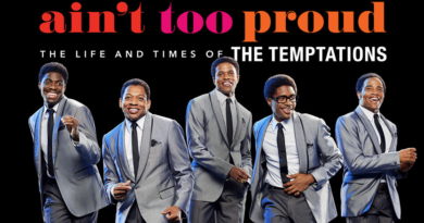 """AIN'T TOO PROUD"" ELECTRIFIES BROADWAY"