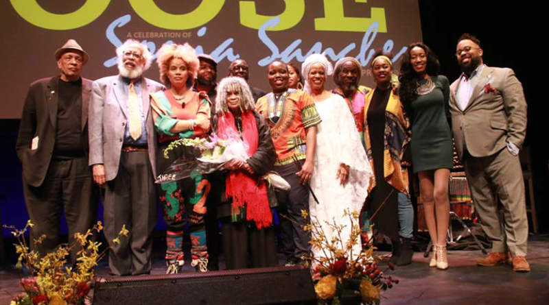SONIA SANCHEZ TRIBUTE