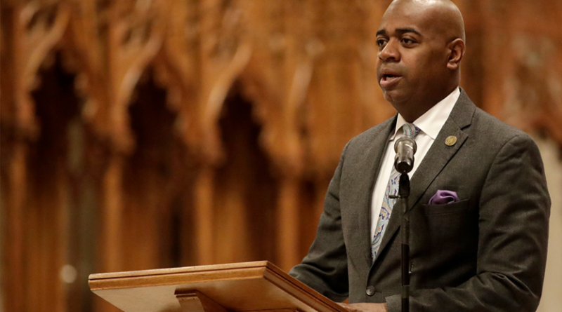Mayor Ras Baraka delivers 2019 Newark State of the City Address