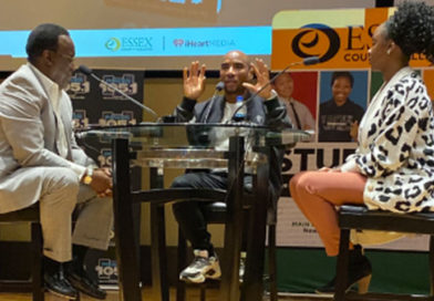 Charlamagne Celebrates Essex County College Wellness Awareness Day