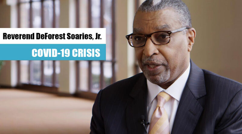 Reverend DeForest Soaries, Jr. Video Message to The Positive Community Family