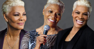 Dionne Warwick The Legend Continues