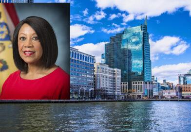 NJ Lieutenant Governor Sheila Y. Oliver addresses the Positive Community Family