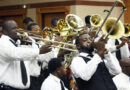 """The United House of Prayer band playing """"It will Never loose its POWER"""""""