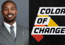 Michael B. Jordan and Racial Justice Organization Color of Change Partner