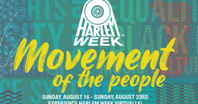 Welcome to Harlem Week 2020