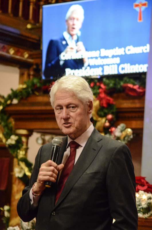 Bill Clinton, BKLYN